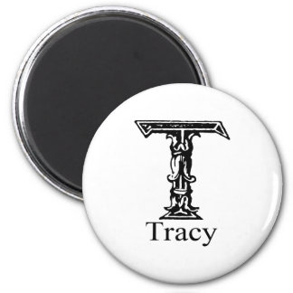 Tracy 2 Inch Round Magnet