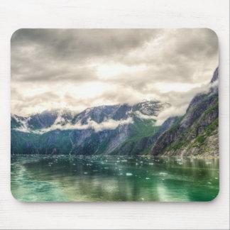 Tracy Arm Fjord Alaska Landscape Mouse Pad