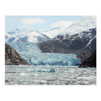 Tracy Arm Fjord Postcard