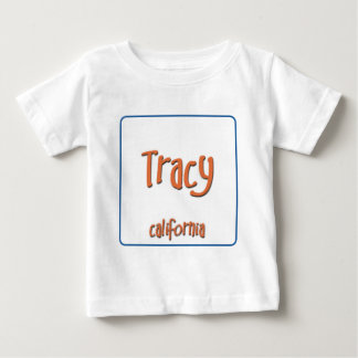 Tracy California BlueBox Baby T-Shirt