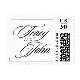 Tracy & John Stamp