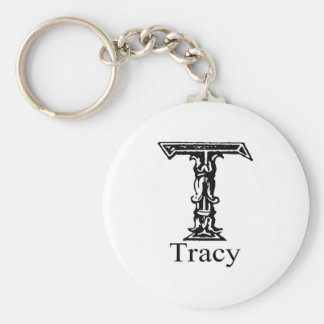 Tracy Keychain
