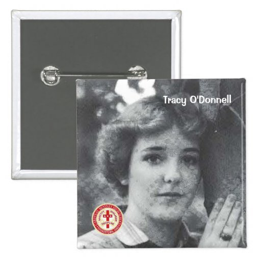 Tracy O'Donnell Pin
