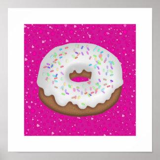 Tracy s Doughnut Poster - SRF