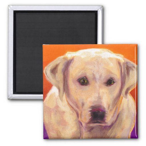 Tracy's Buddy 2 Inch Square Magnet