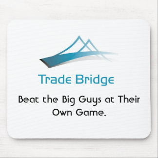 Trade Bridge Mouse Pad