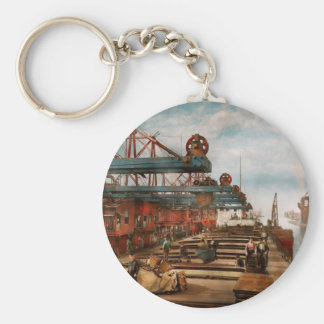 Trade - It's Iron ore it's nothing! 1900 Keychain