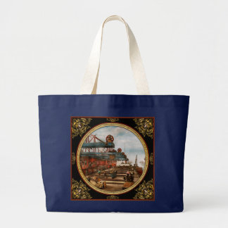 Trade - It's Iron ore it's nothing! 1900 Large Tote Bag