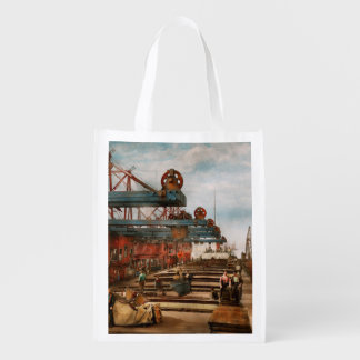 Trade - It's Iron ore it's nothing! 1900 Reusable Grocery Bag
