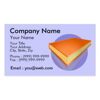 Trade printer and publisher Double-Sided standard business cards (Pack of 100)