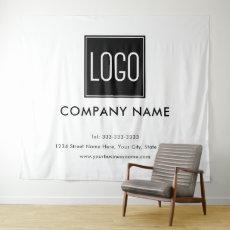 Trade Show Business Logo Backdrop