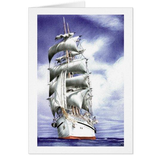 Trade Winds Card