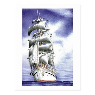 Trade Winds Postcard