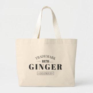 Trademark Ginger Large Tote Bag