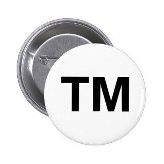 Trademark Pinback Button