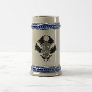 Trademark revised beer stein