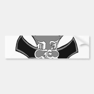 Trademark revised bumper sticker