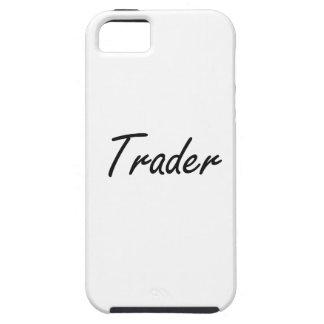 Trader Artistic Job Design iPhone 5 Cases