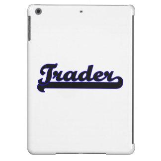 Trader Classic Job Design iPad Air Covers