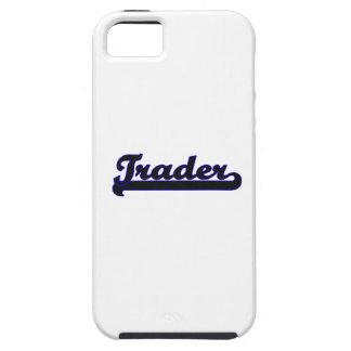 Trader Classic Job Design iPhone 5 Cases