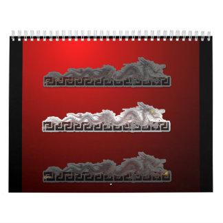Trader Dragon Talisman gift Your Calendar