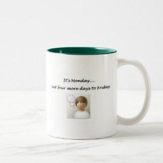 Trader Ed Monday Mug