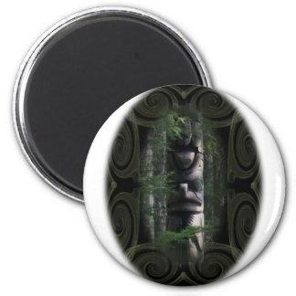 Trader Legend Pole 2 Inch Round Magnet