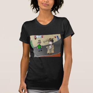 trader les stocks publique T-Shirt