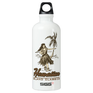 Tradewinds Hawaiian Island SIGG Traveler 0.6L Water Bottle