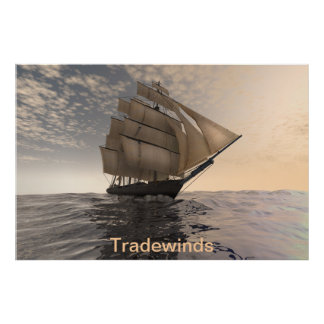 Tradewinds Print