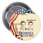 Tradición del GOP: Romney Ryan Pins
