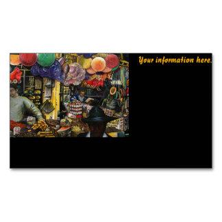 Tradiciones del comercio antiguo, Jerusalén Tarjetas De Visita Magnéticas (paquete De 25)