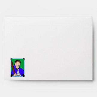 Trading Card Envelope