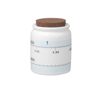 Trading graph candy jars