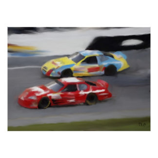 Trading Paint Prints