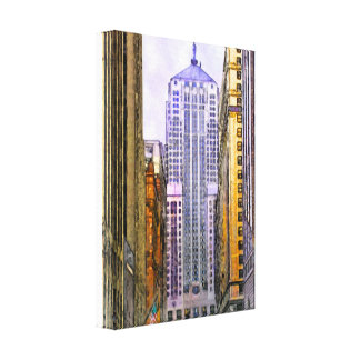 Trading Places Canvas Print