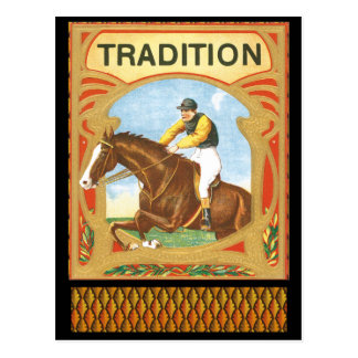 Tradition Horse Jumper Post Cards