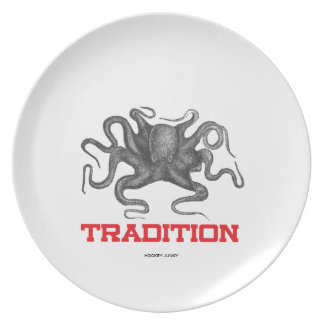 TRADITION PLATE