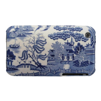 Traditional 19th Century Blue Willow Chinaiphone3 iPhone 3 Case-Mate Case