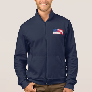 Traditional American Flag Jacket