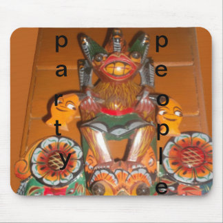 Traditional ancient customs desigCustomize Product Mouse Pad