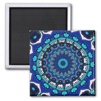 Traditional antique Ottoman Turkish tile Fridge Magnets