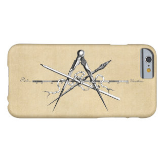 Traditional Architecture Drafting Tools Barely There iPhone 6 Case