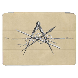 Traditional Architecture Drafting Tools iPad Air Cover