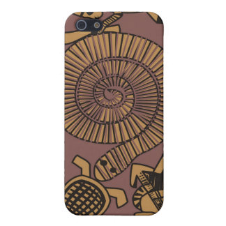 Traditional Art from North Africa, African Artwork iPhone SE/5/5s Case
