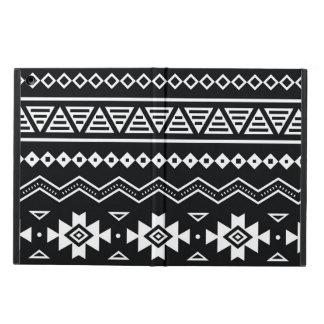Traditional Aztec seamless tribal folk art pattern iPad Air Cases
