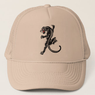 Traditional Black Panther Trucker Hat