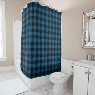 Buffalo Check Shower Curtains | Zazzle