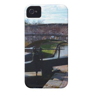 Traditional British Canal Lock iPhone 4 Covers