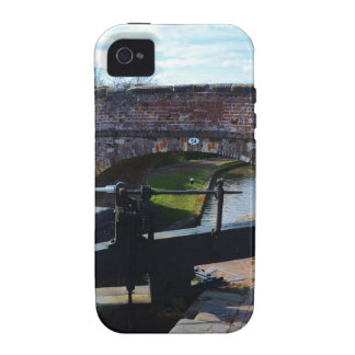 Traditional British Canal Lock iPhone 4/4S Cases